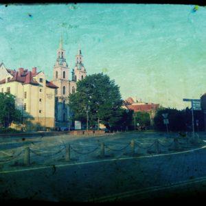 Widok na Plac Zamkowy