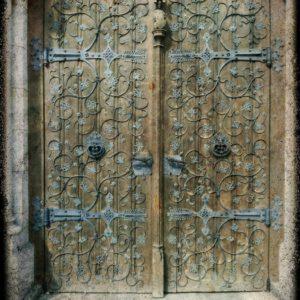 Drzwi katedralne
