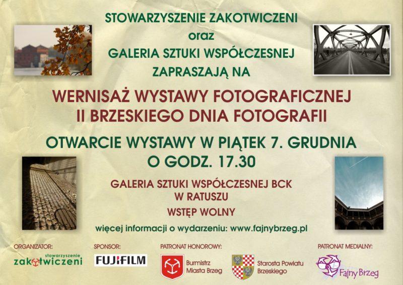 plakat wystawa II BDF