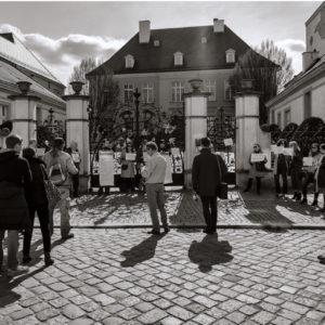 Protest przeciwko pedofilii w kościele (4)