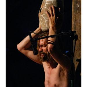 """Spektakl """"Król Dawid"""" w wykonaniu Sambora Dudzińskiego (35)"""
