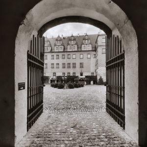 Wejście na zamek II