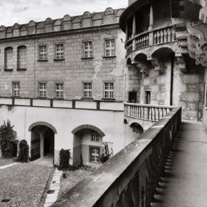 W rogu oleśnickiego zamku