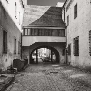 Ratuszowa uliczka