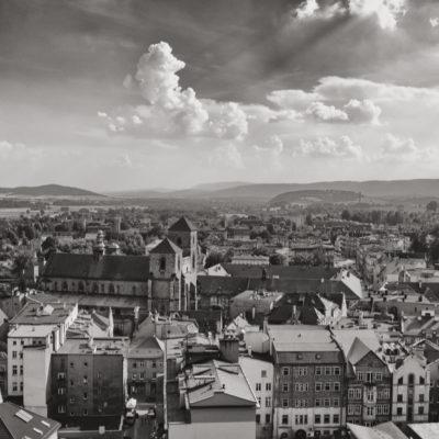 Panorama na Kłodzko III