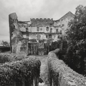 Zamek odpleców