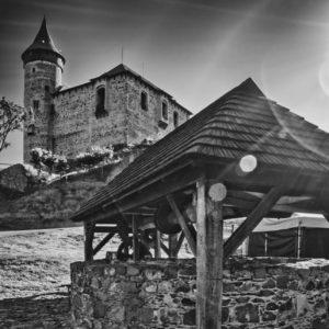 Zamek Kunětická Hora