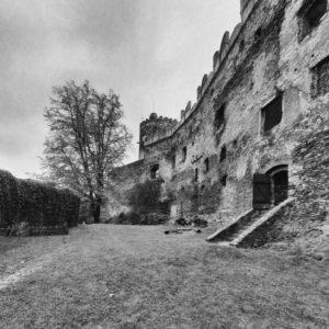 Schody do zamku