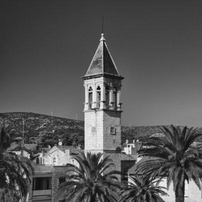 Crkva Gospe od Karmela w Trogirze