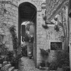 Pranie w Trogirze