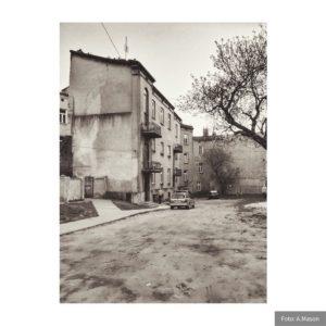Piotrkowsko trybunalskie podwórko