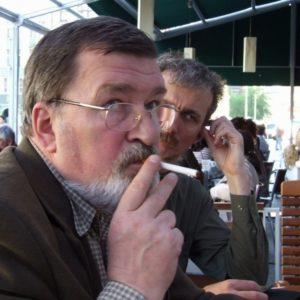 Zbyszek Ceglarski i Rychu Krauze