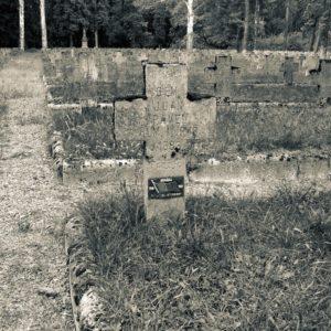 Stary cmentarz jeniecki w Łambinowicach I