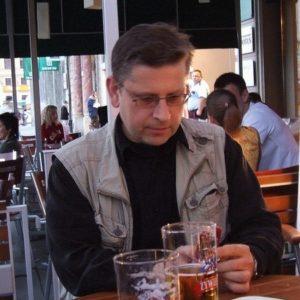 Jacek Inglot i jego nowa komórka :-)