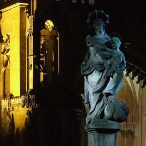Trójbarwna katedra