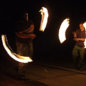 Taniec ognia II