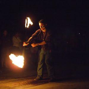 Taniec ognia III