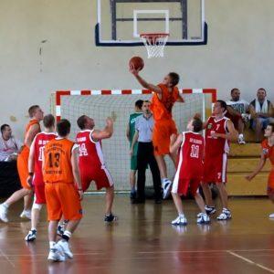 ZS Olesno – Gliwickie Towarzystwo Koszykówki (3)