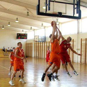 ZS Olesno – Gliwickie Towarzystwo Koszykówki (4)