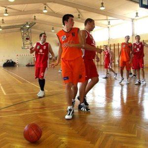 ZS Olesno – Gliwickie Towarzystwo Koszykówki (5)
