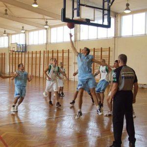 AZS Nysa – Gliwickie Towarzystwo Koszykówki (2)