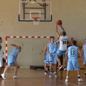AZS Nysa – Gliwickie Towarzystwo Koszykówki (3)