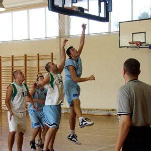 AZS Nysa – Gliwickie Towarzystwo Koszykówki (4)