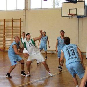 AZS Nysa – Gliwickie Towarzystwo Koszykówki (6)