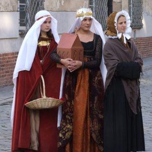 św. Elżbieta, św. Jadwiga i???