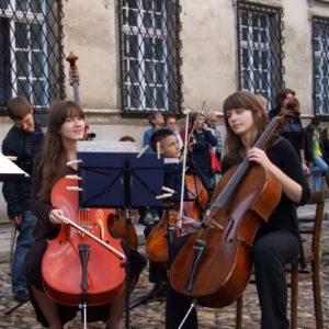 Orkiestra ze Szkoły Muzycznej (1)
