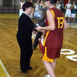 Puchar dla zwyciężczyń – zespołu Nadieżda Orenburg