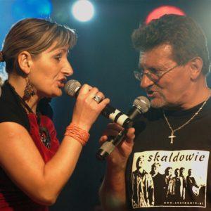 Read more about the article Skaldowie (15) – Gabriela Zielińska-Tarcholik i Jacek Zieliński