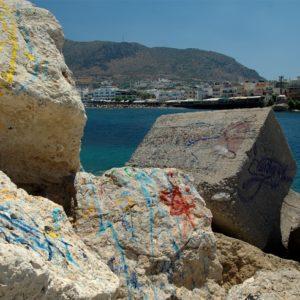 Graficiarze w Hersonissos
