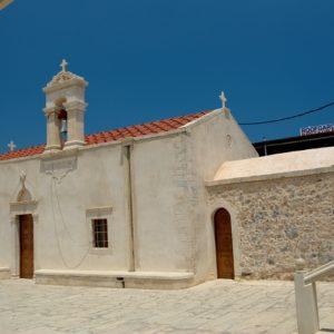 Hersonissos – Koutouloufari – kościółek