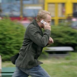 """Na planie serialu """"Naznaczony"""" (7) – Piotr Adamczyk"""