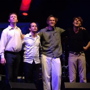 """Bertrand Ravalard Quartet"""