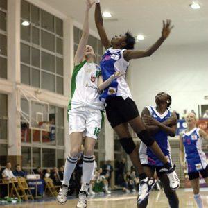 Ewelina Buszta vs. Naignouma Coulibaly i Djenebou Sissoko