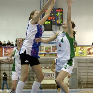 Monika Banasik vs. Magdalena Gawrońska