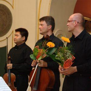 PiazzoForte – Wei Zhang, Konrad Górka i Grzegorz Frankowski