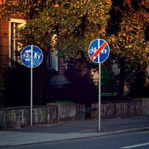 Brzeska długa droga rowerowa…