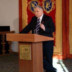 Jarosław z zamachem