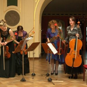 Read more about the article Neo Quartet kłania się
