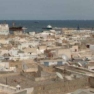 Read more about the article Sousse – Médina i port – panorama