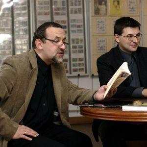 Jerzy Sosnowski czyta