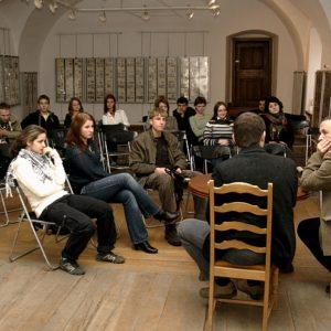 Spotkanie autorskie Jerzego Sosnowskiego