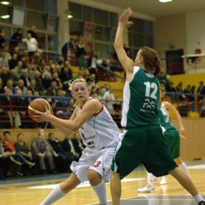 Odra Brzeg – Utex Row Rybnik (5) – Justyna Daniel vs. Laurie Koehn