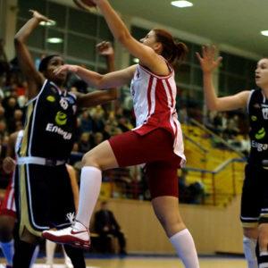 Odra Brzeg – Energa Toruń (1) – Marta Żyłczyńska vs. Charity Nwaamaka Egenti