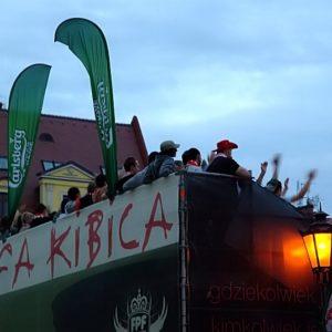 Wrocławska strefa kibica