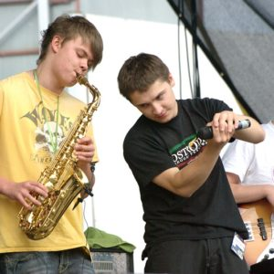 Pajujo (4) – Mateusz Białas i Przemek Fujarczuk