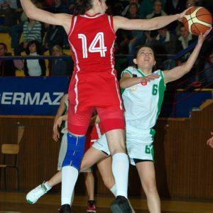 Agnieszka Budnik vs. Lyudmyla Lyubarska